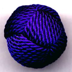 小田巻梵天 紫色
