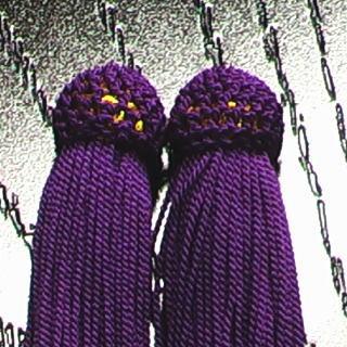 数珠房 古代紫