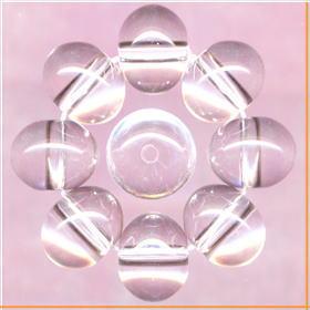 クリスタルクォーツ(水晶)みかん玉